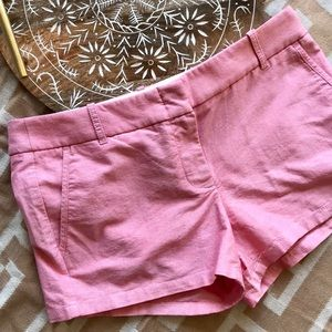 Powdered Oxford {J. Crew} City Fit Short